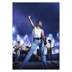 Панорамный постер Bohemian Rhapsody